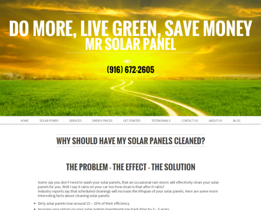 MrSolarPanel.com Another Website by LocalProSEO