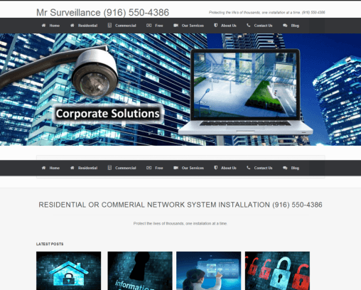 Mr-Surveillance.com Site By LocalProSEO