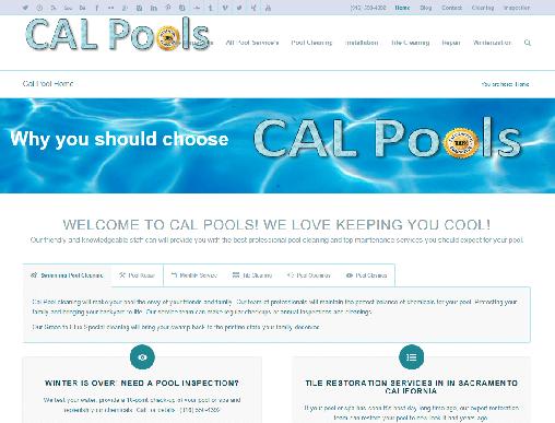 cal-pools.com